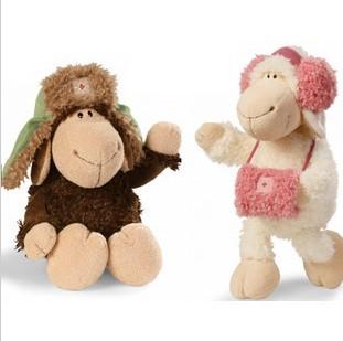 Детская плюшевая игрушка nici doll /& /baby