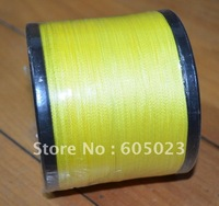 NEW 1pcs  1500YD 50LB Yellow Color 100% Spectra PE Braid fishing line