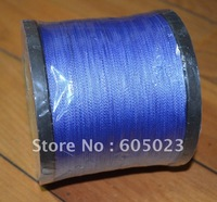 NEW 1pcs 1500YD 100LB BLUE Color 100% Spectra PE Braid fishing line