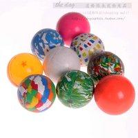 Pet toy hard rubber elastic ball diameter : 5.5cm dog training behaviour aids ball