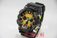 free shipping EMS, 10pcs good quality men's sports watches,ga120 watches,G watch,digital watches,mix order,Christmas gift