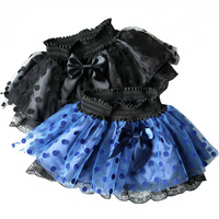 [kid actor] new 2013 girl dress the latest wave point girl yarn yarn cake dress baby wear fashion for girl