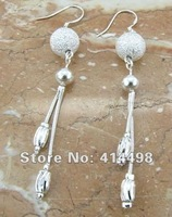 GY-PE112 Free Shipping 925 silver fashion jewelry earring 925 silver earrings wholesale anua jfba rwka