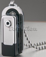 30 FPS Metal mini DV G100 with Motion Detector function + Fashion necklace