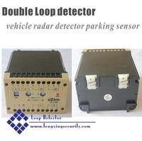 double loop detector vehicle radar detector parking sensor, Double-way Loop detector