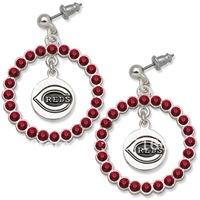 free shipping women fashion Crystal pendant Earrings