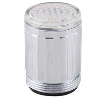 Glow LED Light Water Faucet Tap Automatic 3 Colors Change Temperature Sensor #3
