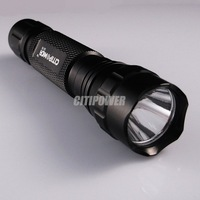 Wholesale 10 PCS CREE T6 XM-L High Power LED Lamp Torch X3-T6 1000 Lumen 5 Switch Mode Flashlight Express Shipping!