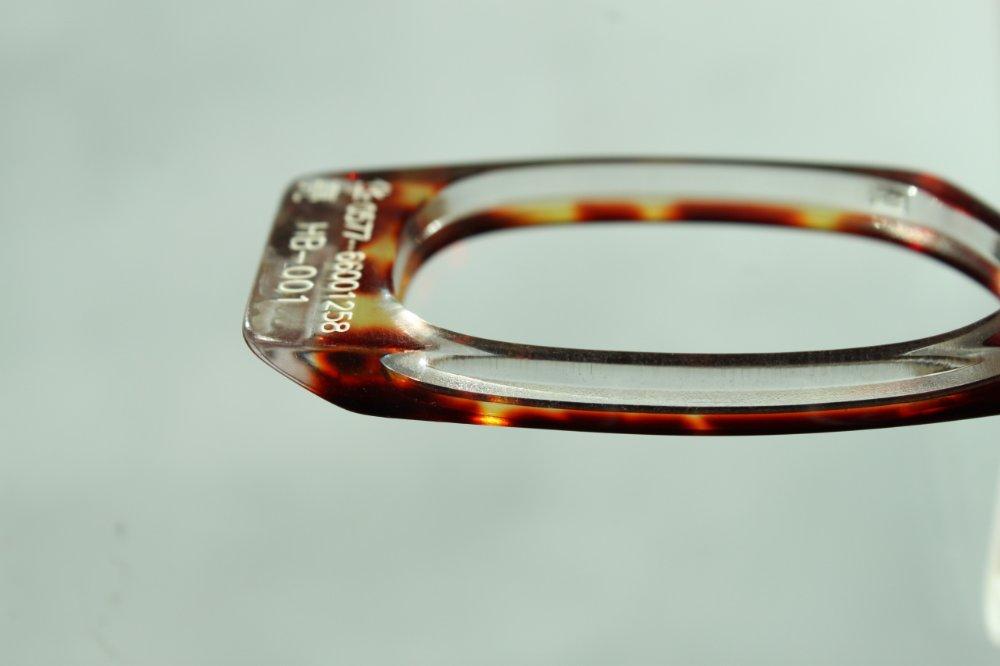 очки рамка материал ацетат лист hb-0001