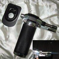 Butane Torch Cigarette Tobacco Cigar Lighter Black New
