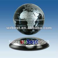 globe , floating globe ,plastic globe W-8006