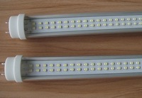 LED 10w T8 Tube lighting.0.6m 144pcs 3528SMD,AL+PC,.85-265v,2700-7000k