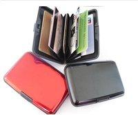 Global  DHL free shipping: Aluma Wallet+Aluma Credit card wallet cases/ card holder /bank card case/