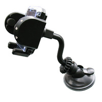 Free Shipping Car Universal phone Holder Mount Stand for mobile phone /GPS/MP4 Rotating 360 Degree support Dropshipping