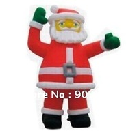 Funny Air-Blown Inflatable Christmas Displaying(6m High)