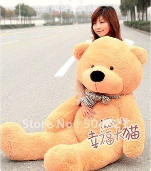 Boyds Large 1.6 Meters Teddy Bear Lovers Big bear Arms Stuffed Animals Toys Plush Doll 3 clors