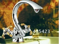 Free shipping!High Quality,water tap,Bathroom kitchen faucet,Cold and hot water switch,Basin faucet,Sink faucet,1pc