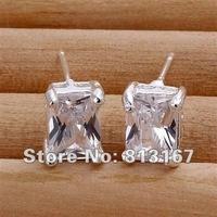 LQ-E098 Free Shipping 925 silver fashion jewelry earring 925 silver earrings wholesale ahha iyoa rpxa