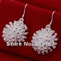 LQ-E114 Free Shipping 925 silver fashion jewelry earring 925 silver earrings wholesale ahva izca rqla