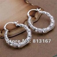 LQ-E139 Free Shipping 925 silver fashion jewelry earring 925 silver earrings wholesale aija izqa rqza