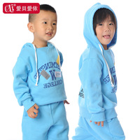 Children's clothing set child set male child autumn and winter child set sports children's clothing set male