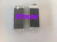 YZ125 2005-2012 new oversize aluminum radiator YZ 125 05 06 07 08 09 10 11 12