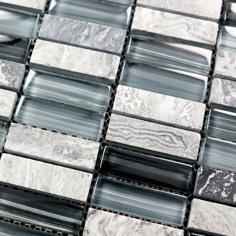 Marmer mesh koop goedkope marmer mesh loten van chinese marmer mesh leveranciers op - Deco douche tegel ...