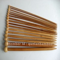 High quality high amount of bamboo knitting needle