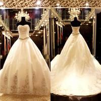 2012 brief sparkling acrylic diamond advanced heart Bride Wedding Customize