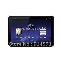 silicon case for motorola xoom tablet ,black