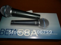 new product   free shipping Direct transport  bet*58 ktv micrphone   No switch   Wired Microphones  1pcs