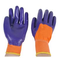 Nitrile gloves oil resistant gloves dipped gloves safety gloves mechanical gloves