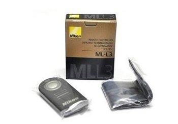 ML-L3 Remote Control for Nikon D7000 D5100 D5000 D3000 D90 P6000 P7000 D60