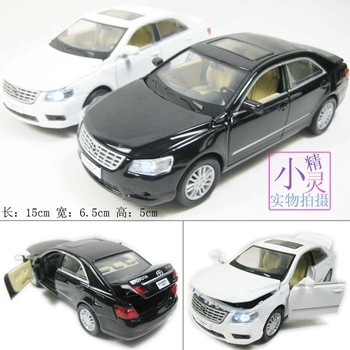 TOYOTA cars TOYOTA camry car model WARRIOR car toy plain