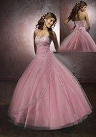 2014 Stock the picture color Wedding Brides Dress size 6 8 10 12 14 16   LJ327