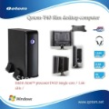 QOTOM-T40 512M RAM,8G SSD,smallest mini desktop computer,smart pc,industrial computer.(China (Mainland))
