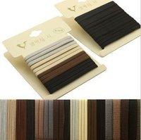Min. order is $15 (mix order) Aq1128 hair accessory headband rubber band long design elastic accessories