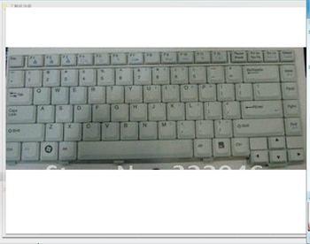 FREEshipping NEW ORIGINALGENUINE laptop keyboard for LG R40 R400 RD400 R405 RD405 R410 RD410 P810