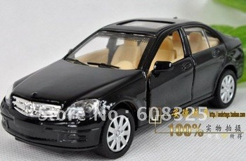 Day degree 1:32 music open the door Toyota camry alloy model car alloy car simulation car day