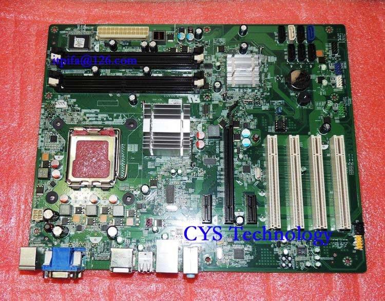Free Shipping for Intel Desktop Motherboard N185P 0N185P G45A01,Socket 775,DDR2,chipset G45,ATX(China (Mainland))