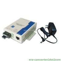 10/100/1000M Gigabit Ethernet Fiber Media Converter