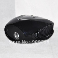 home theater LED mini TV projector 800lumens Global Standard TV/AV/USB 960*320 Resolution