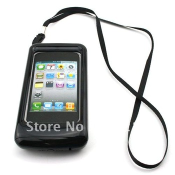10PCS/lot New Arrival Waterproof dust Case Cover For iphone 4 4S