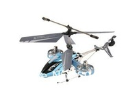 Free shipping F103 Avatar 4ch Gyro LED Mini Rc Helicopter Metal Red