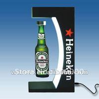 Pop Magnetic Floating Display Wine Display Holder W-7025