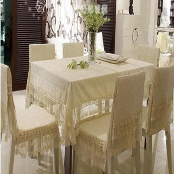 Fashion luxury round table cloth rectangle coffee table cloth tablecloth dining table cloth chair cover chair covers fabric