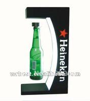 Best Beer Bottle Display Shelf Ads Display Stand W-7025