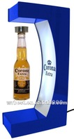 Hot Fashion Beer Bottle Display Acrylic Display Rack W-7025