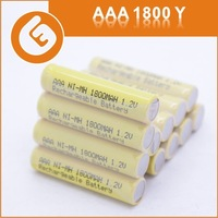 wholesale price factory price low price Ni-MH1800mAh AAA 1.2V rechargeable batteries/Cells for electronics
