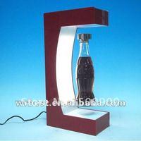 Pop Advertising Display Acrylic Bottle Display Rack W-7025